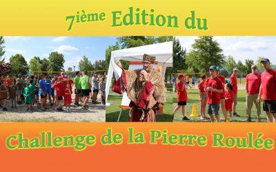 7ième Edition du Challenge de la Pierre Roulée