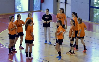 Le match des U17 Filles du 14/15 Octobre: commenté et photographié par Micha