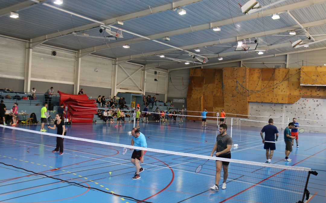 Vie de la section Badminton