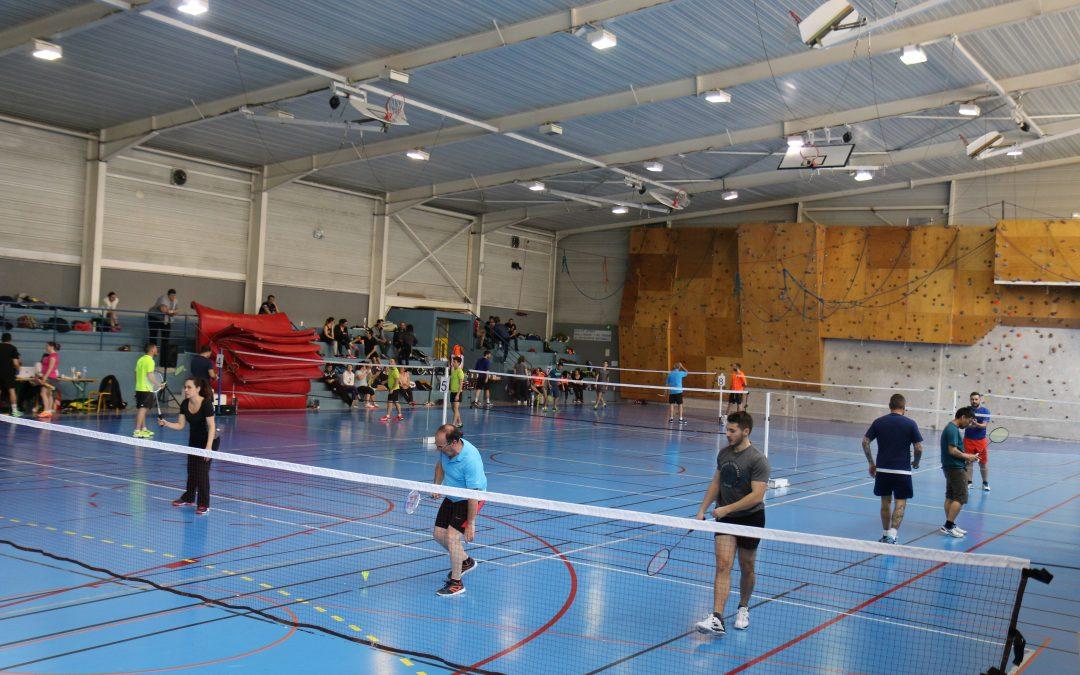 Vie de la section Badminton