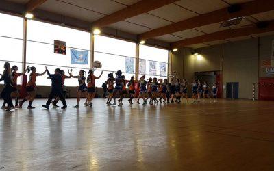 Seniors filles, Coupe de France défaite 16-38 contre Avignon